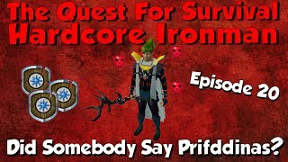 This is a video of my hardcore ironman, this is episode 20 - In thi...
