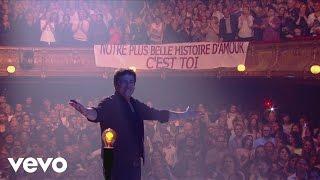 Patrick Bruel - Ma plus belle histoire d'amour (Barbara Live au Théâtre du Châtelet 2016)