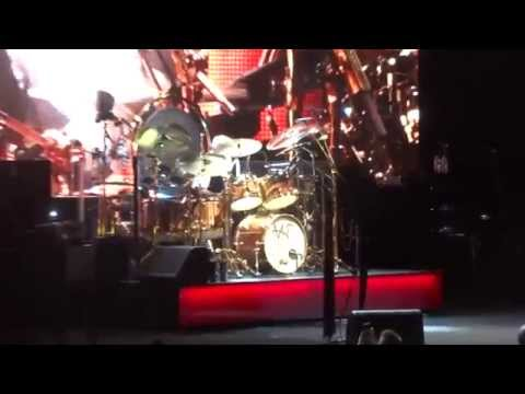 """World Turning & Mick Drum Solo"" Fleetwood Mac@Wells Fargo Center Philadelphia 10/15/14"