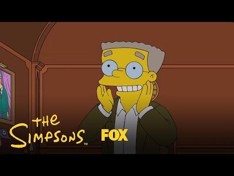 Los Simpsons: Smithers renuncia y abandona al señor Burns