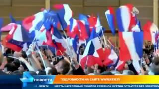 Во второй тур президентских выборов во Франции вышли два очень разных кандидата