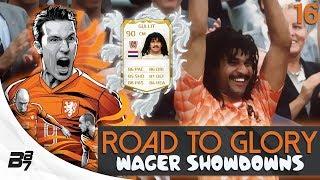 ROAD TO GLORY WAGER MATCHES NETHERLANDS | GULLIT! #15 | FIFA 14 UT