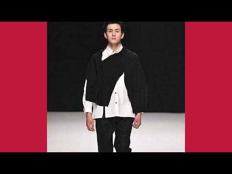 Indigenous Model Walks Runway For Hamon At Paris Fashion Week | CBC Kids News