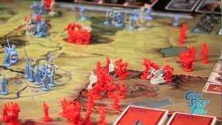 War of the Ring - Board Game Overview