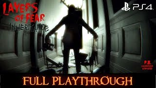 Layers of Fear : Inheritance | Full Playthrough | Longplay Gameplay Walkthrough No Commentary