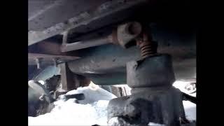 Переделка рычага КПП на тракторе Т-40