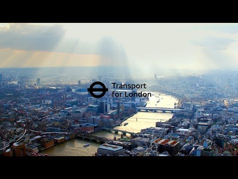 Careers in Technology and Data at TfL - Project 2030