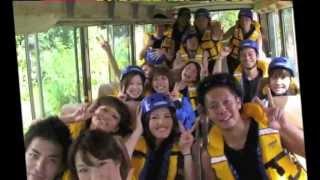 夏のみなかみラフティング:ネイチャー・ナビゲーターツアー紹介