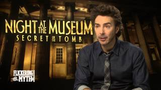 Director Shawn Levy Talks Night At The Museum - FMTV Exclusive