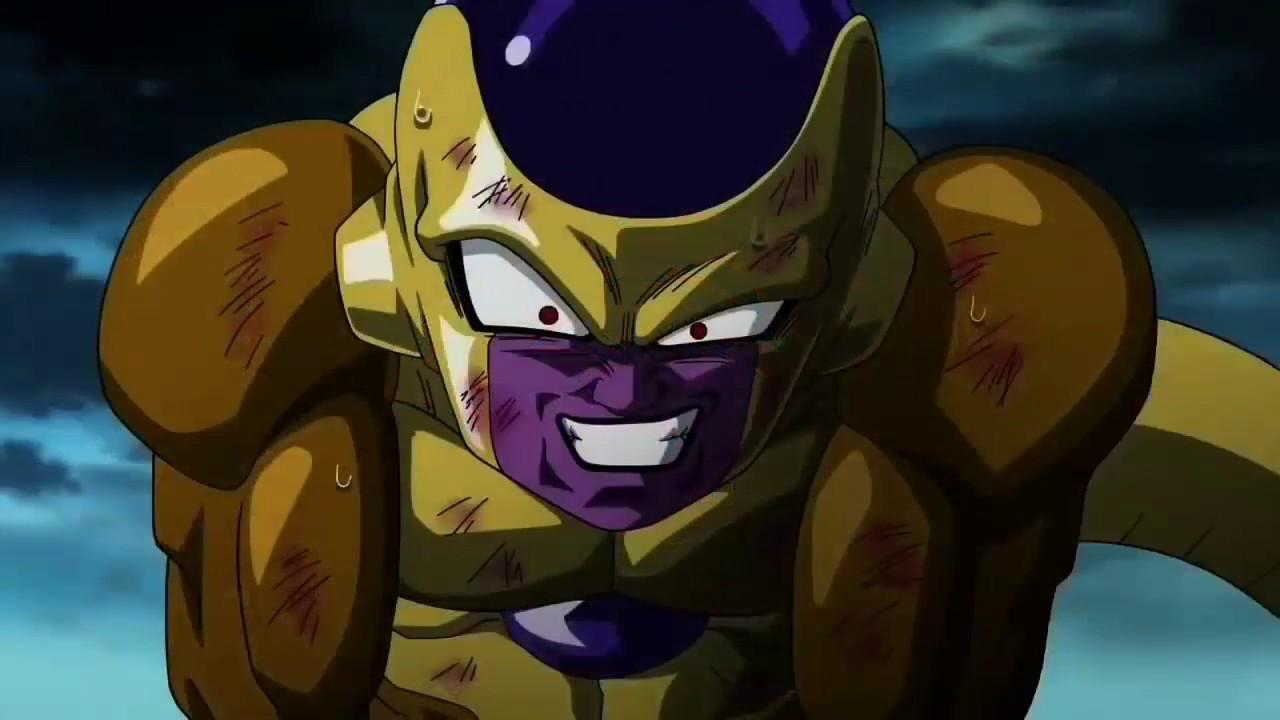 Goku vs golden frieza amv youtube - Image de dragon ball z ...