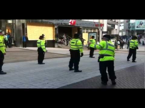 Birmingham riots 9.8.2011