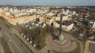 Гагаринский мост, Шарик, Калуга - Март 2017