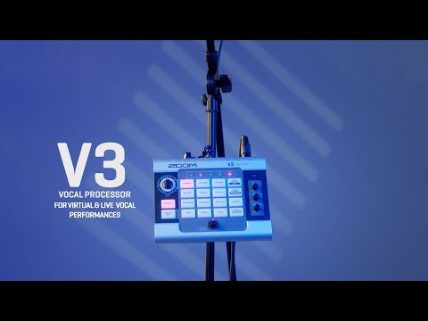 Zoom V3 Introduction Video