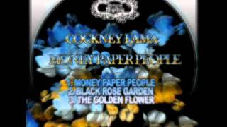 Cockney Lama - Money paper people EP [ Natural Rhythm  ] out 18/06/2012 PROMO VIDEO