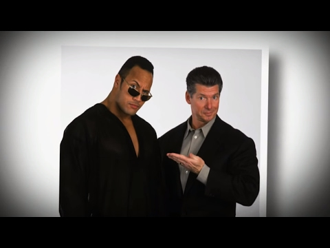 Mr. McMahon honors The Rock with a special birthday tribute