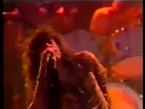 Aerosmith Train Kept A Rollin' & Helter Skelter LIVE Houston 1977