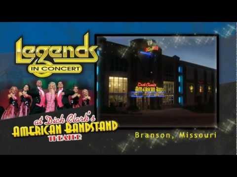 Legends in Concert Live Tribute Show in Branson, MO