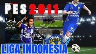 pes 2011 mod indonesia league 2018 apk