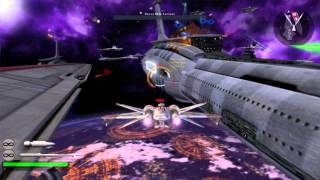 Let's Play Star Wars: Battlefront 2 - Part 3 - Space Battles!