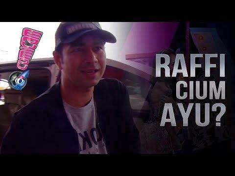 Video Raffi Tampak Mencium Ayu Beredar, Ini Tanggapan Raffi dan Ayu - Cumicam 19 September 2017