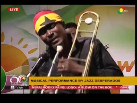 performance by Jazz Desperados - 28/4/2017