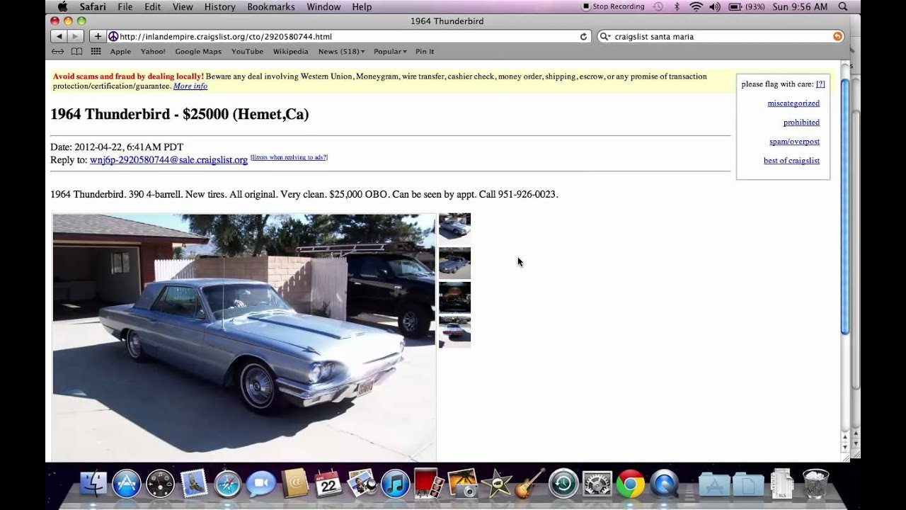 Craigslist Inland Empire Cars Dealer