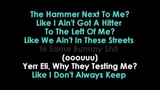 YOUNG M.A OOOUUU KARAOKE LYRICS | GOLDEN KARAOKE