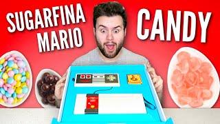 Sugarfina x Super Mario Bros. Candy Collection REVIEW... LUXURY TASTE TEST!