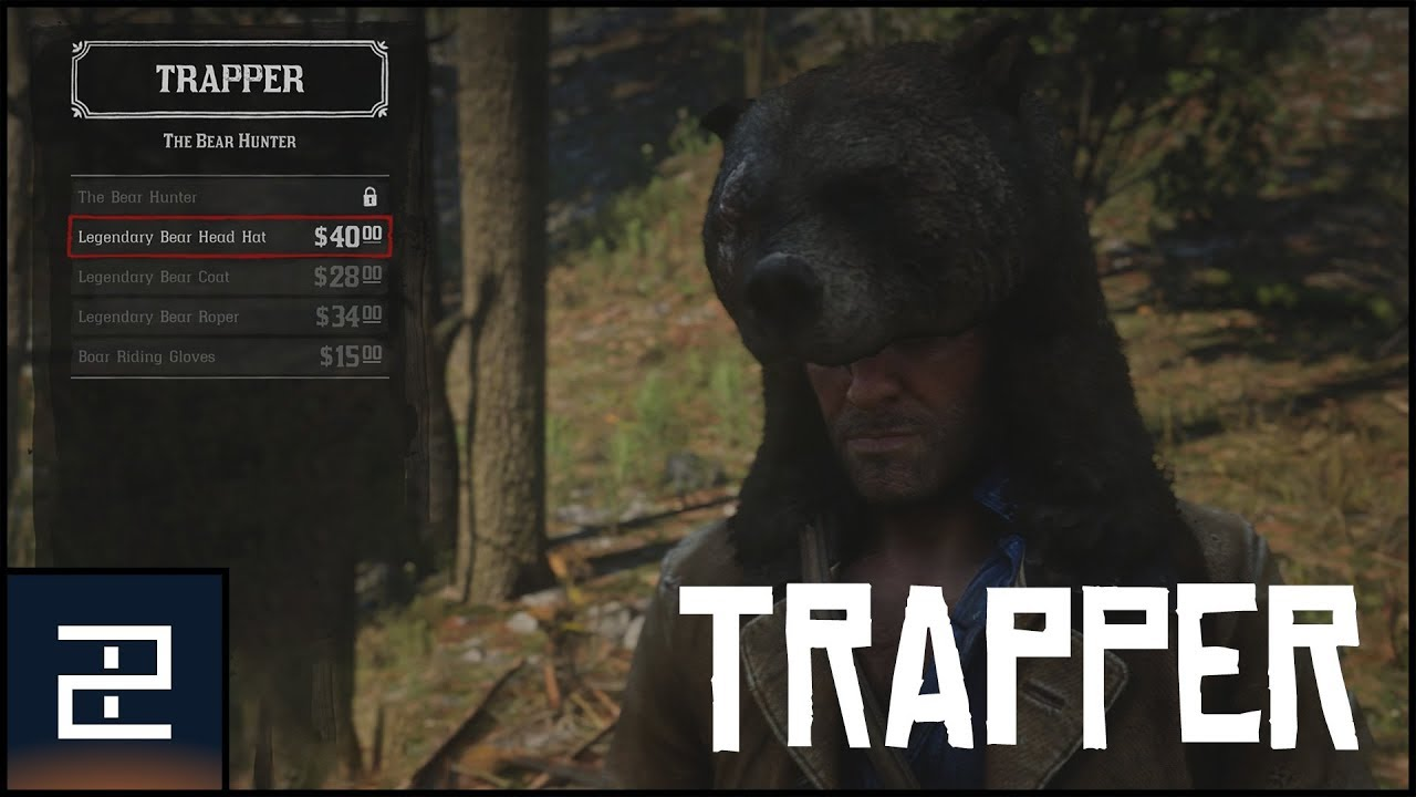 Red Dead Redemption 2 - Trapper locations guide | Metabomb