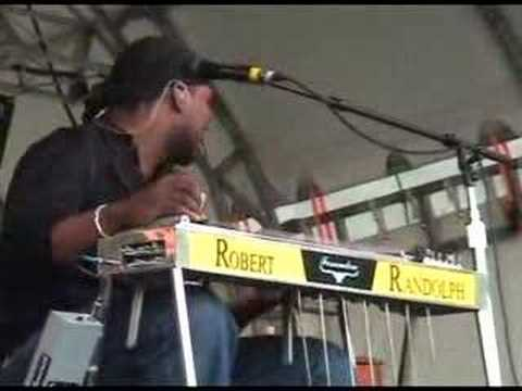 Robert Randolph & Family Band Good Times part 1