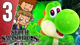 YOSHI NOUS MET DES PATATES 🥔 | Super Smash Bros Ultimate Ep.3