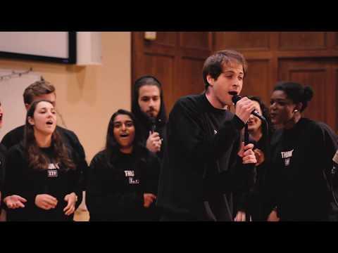 THUNK a cappella - I Want it That Way (Backstreet Boys)