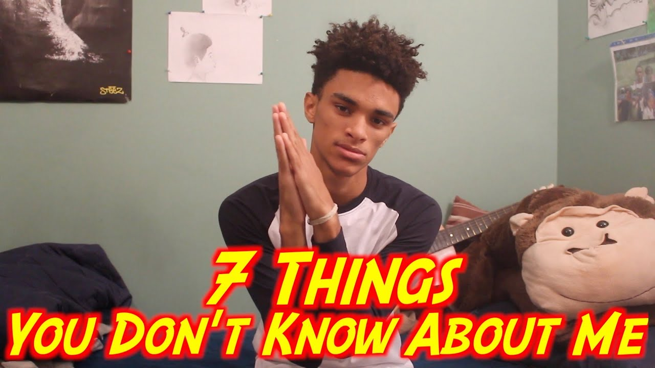 7 Things You Don't Know About Me || NIKI