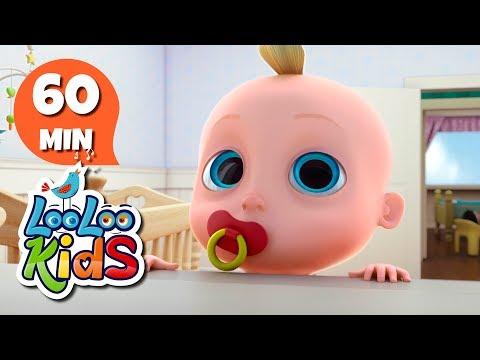 Rain, Rain Go Away - THE BEST Songs for Children | LooLoo Kids