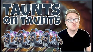 Hearthstone | Taunts on Taunts on Taunts | Wild Mill Rogue | Rise of Shadows