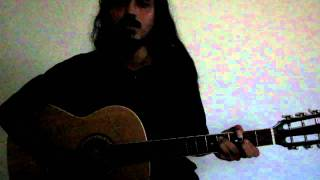 Marugelara - Indian singing and guitar - Carnatic improvisation