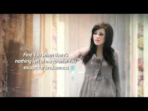 Kari Jobe: Find You On My Knees (Official Lyric Video)