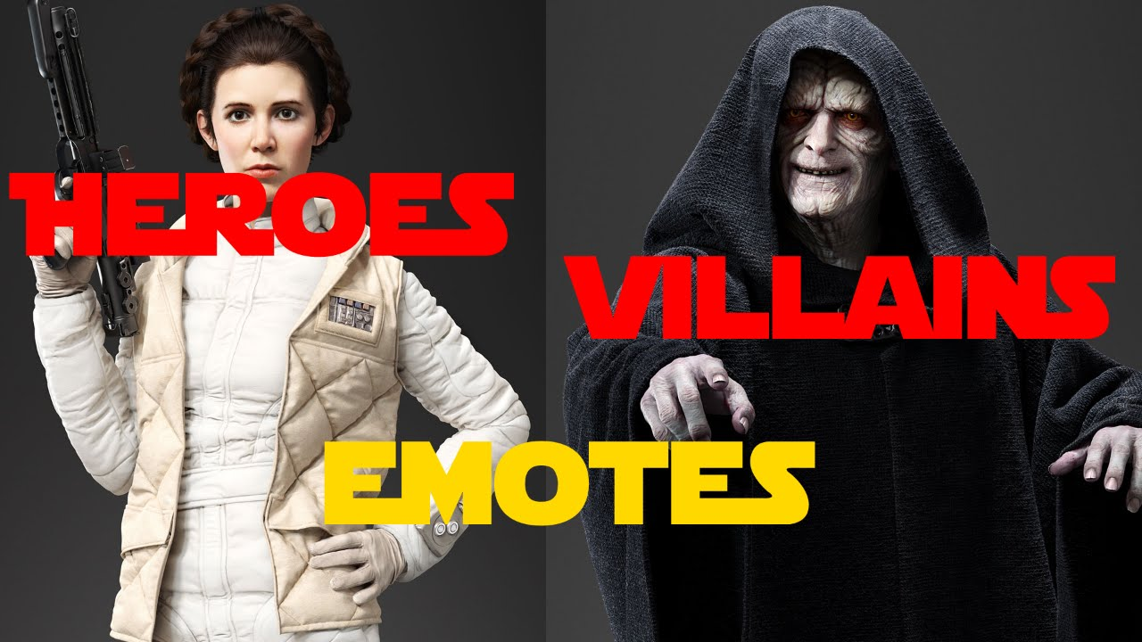 how to buy emotes in starwars