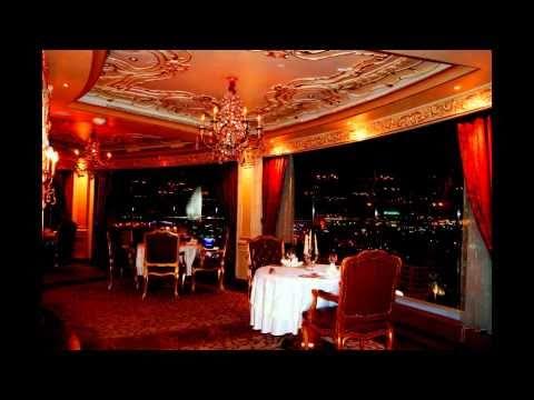 the revolving restaurant le ciel youtube. Black Bedroom Furniture Sets. Home Design Ideas