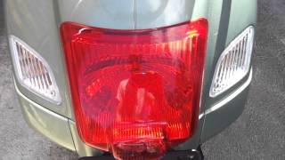 Vespa GTV 250ie - Walkaround