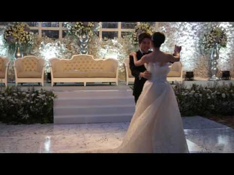 Liputan Wedding Reception GRAND HYATT JAKARTA #1 | Harris & Christine