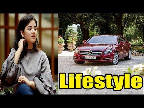 Zaira Wasim Lifestyle, School, Boyfriend, House, Cars, Net Worth, Family, Biography 2018