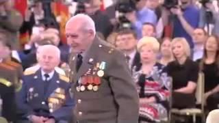 Президент России наградил участника Сталинградской битвы Николая Гайтукиева юбилейной медалью