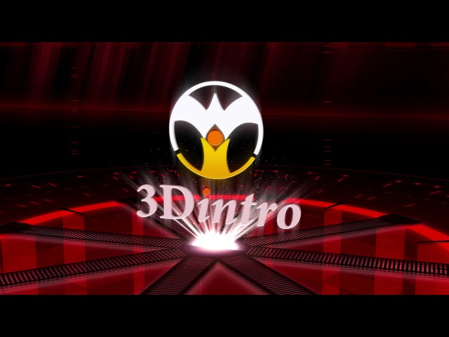 3Dintro.net 105 terminal launch - 3Dintro.net - Intro Video
