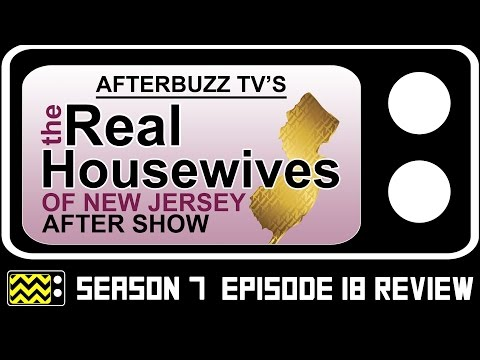 Real Housewives Of New Jersey Season 7 Episode 18 Review & After Show | AfterBuzz TV