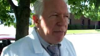 How Black Walnut Hull kills parasites.  Detox the bowel get worms from colon