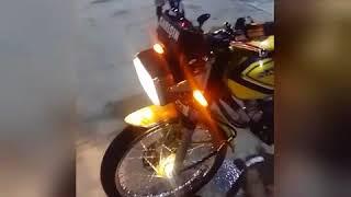 Sarı Arora  tanıtımı ( motor )