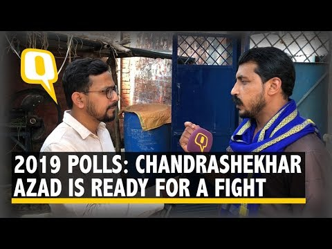 Narendra Modi is Biggest Liar: Bhim Army Chief Chandrashekhar Azad
