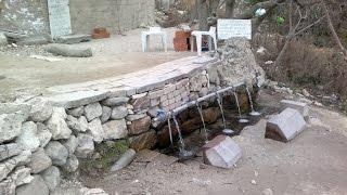 Manisa Demirci Köyü Şifalı Su !!! ŞİFA İÇİN İZLE MUTLAKA