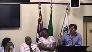 """Sessão Solene """"Consciência Negra"""" 3ª Parte 14/11/2015"""